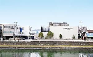 現在の石山工場