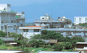 現在の瀬田工場