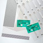 スクリーン印刷基板・各種加工のイメージ画像