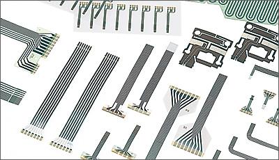 両面FPC(銀スルホールタイプ)のイメージ画像