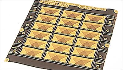 フレキシブルプリント基板用銅張積層板(2層CCL)のイメージ画像